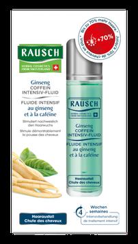 RAUSCH Ginseng COFFEIN INTENSIV-FLUID - pcode 7501225