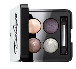Deluxe Artistic Quattro Eyeshadow Secret Dawn