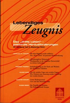 """DAS """"DRITTE LEBEN"""" - PASTORALE HERAUSFORDERUNGEN - 2005 Heft 3 - 60. Jahrgang"""