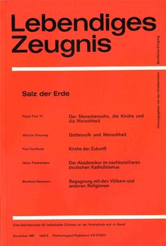 SALZ DER ERDE - 1967 Heft 3 - 22. Jahrgang