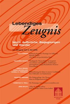 ISLAM: AUFBRÜCHE, BEGEGNUNGEN UND WANDEL - 2008 Heft 2 - 63. Jahrgang