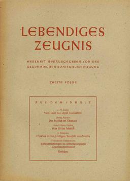 2. FOLGEAUSGABE - 1948 Heft 1 - 3. Jahrgang