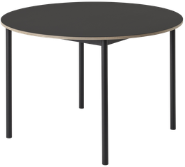 Muuto Base Table - D: 1100mm