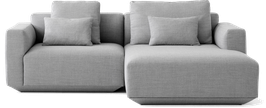 &Tradition Develius Sofa - Configuration B