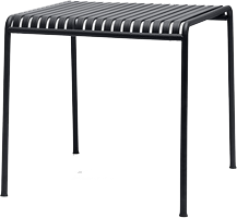 Table HAY Palissade - 825x900mm