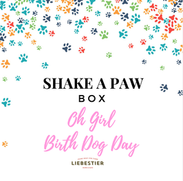 SHAKE A PAW - Oh Girl - BIRTH DOG DAY
