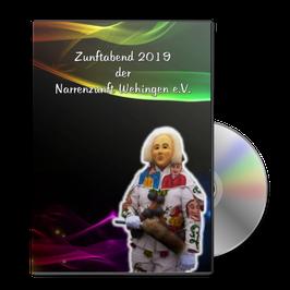 DVD 2er Zunftabend Wehingen 2019