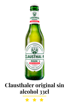 CLAUSTHALER / Clausthaler sin alcohol