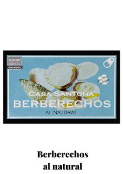 BBG / Berberechos al natural