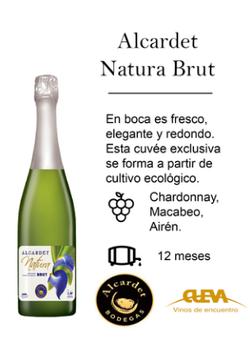 ALCBRUTNATURA / Alcardet Natura Brut