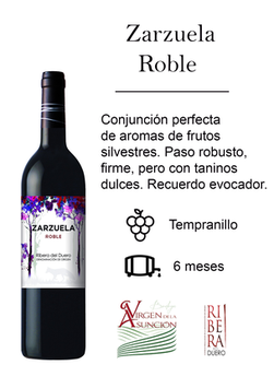 ZROBLE / Zarzuela roble