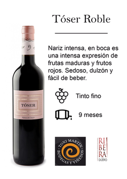 TOSER / Toser roble