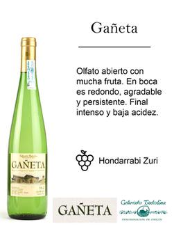 GAÑETA / Gañeta