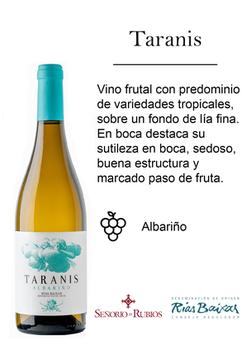 TARANIS / Taranis Albariño