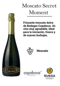 MOSCATO / Moscato Secret Moment