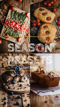 Die vier Jahreszeiten Lightroom Vorgaben (Presets) Für jede Stimmung die richtigen Farben