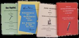 Neverlibrary · Bücher, die es nicht gab