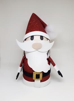 Père Noël (disponible en 2 couleurs)