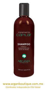 SHAMPOO Y LOCIÓN CAPILAR (TRATAMIENTO)