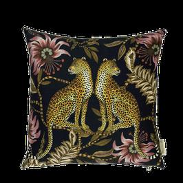 Lovebirds Leopard Night