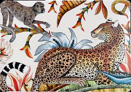Tischset Leopard Sandstone