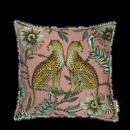 Lovebirds Leopard Magnolia