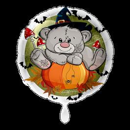 Folienballon Halloween Gruselbär