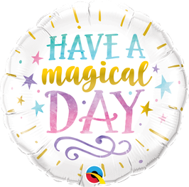 Ballon Geburtstag: 57262 Have A Magical Day