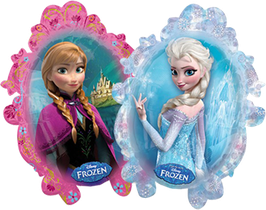 Frozen - Die Eiskönigin - Anna & Elsa