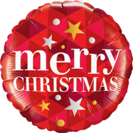 43493 Merry Christmas Stars