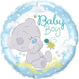 Folienballon Tiny Tatty Teddy Baby Boy