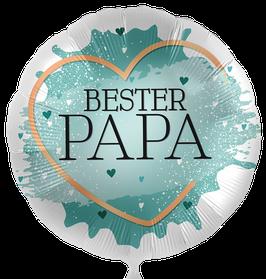 "70101K Folienballon ""Bester Papa"""