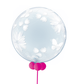 Bubble-Luftballon