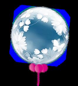 Bubble-Luftballon
