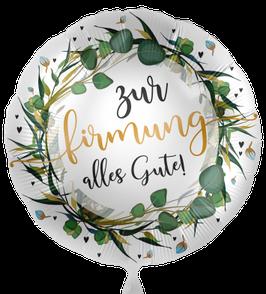 """70583K Folienballon """"Zur Firmung alles Gute"""""""