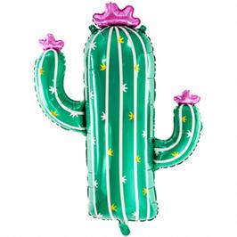 Folienballon XXL Kaktus