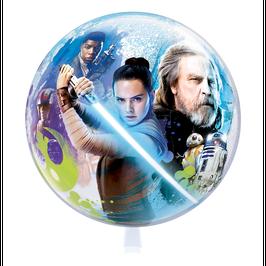 1 Bubble Ballon - Star Wars - The Last Jedi