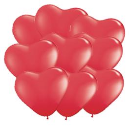 Weitflug - große Herzen (Premium-Qualität)