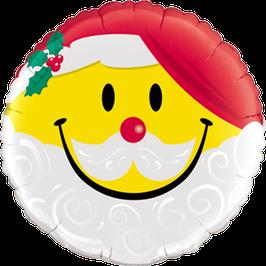 54814 Smile Face Santa