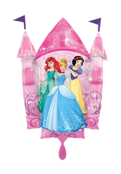 XXL Multi-Princess Castle / Prinzessinnen Schloß