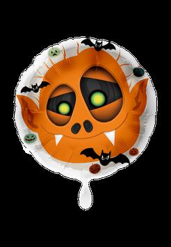Folienballon Halloween Monster