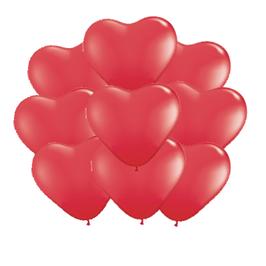 Weitflug - kleine Herzen (Premium-Qualität)