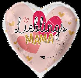 8603K Folienballon LieblingsMAMA