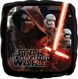 STAR WARS The Force Awakens Folienballon