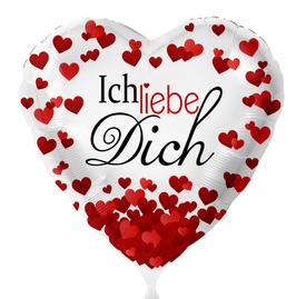 """Folienballon """"Ich liebe Dich"""""""