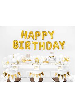 "Ballon Buchstaben Set ""Happy Birthday"""