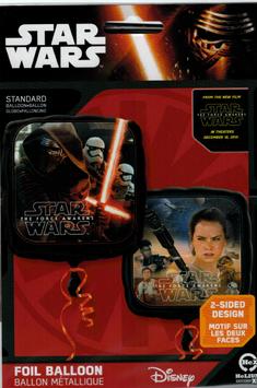 STAR WARS The Force Awakens Folienballon (unbefüllt)