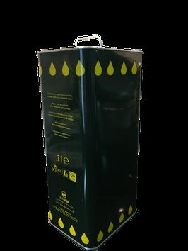 Olio Sicilia 5.0 Liter [tanica in metallo dal nostro oleificio]