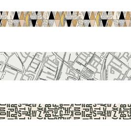 Triangels Washi | BadAss Stamp Studio by Marije