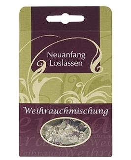 "Räuchermischung ""Neuanfang / Loslassen"""